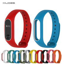 Buy Replace Strap Xiaomi Mi Band 2 MiBand 2 Silicone Wristbands Xiaomi Band 2 Smart Bracelet 15 Color Xiomi Mi Band 2 for $1.08 in AliExpress store