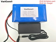 24V 6Ah 7S3P 18650 Battery li-ion battery 29.4v 6000mah electric bicycle moped /electric/lithium ion battery pack+2A Charger