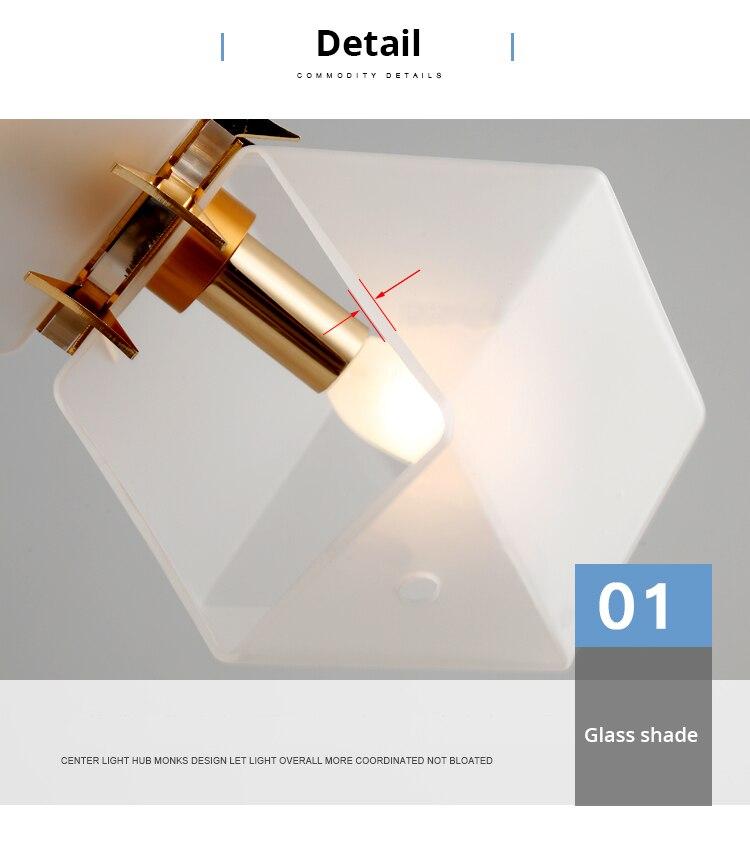 DX Modern DNA Led Pendant Light (8)