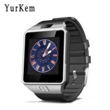 Yurkem Smart Watch DZ09 clock With Camera Bluetooth Connected SIM Card Smartwatch For IOS Android Phone PK gt 08 dz 09 watch