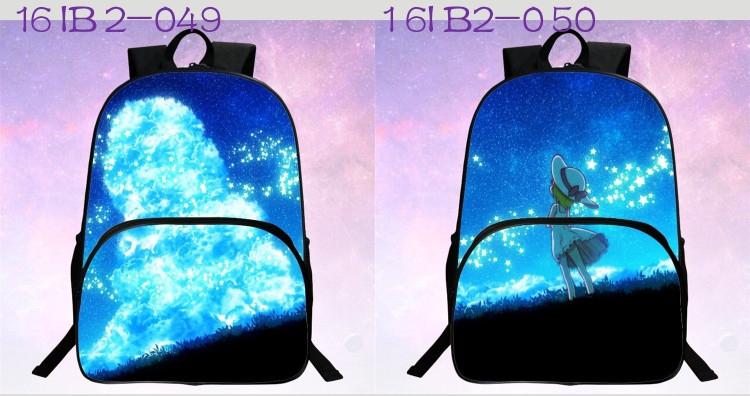 حقائب مدرسية / الكون / الفضاء/ 24 لوان للبنات 12