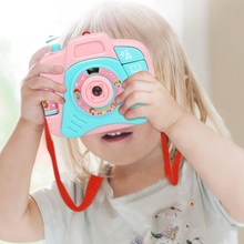 Fun Projection Camera Toy Variety Animal Pattern Baby Cognition LED Light Projection Educational Study Toy for Kids (China)