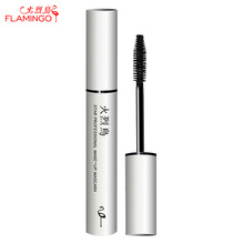 Flamingo Brand Star Professional Mascara curling thicking waterproof no clumps smudge-proof mascara Lengthening Mascara 6017(China)