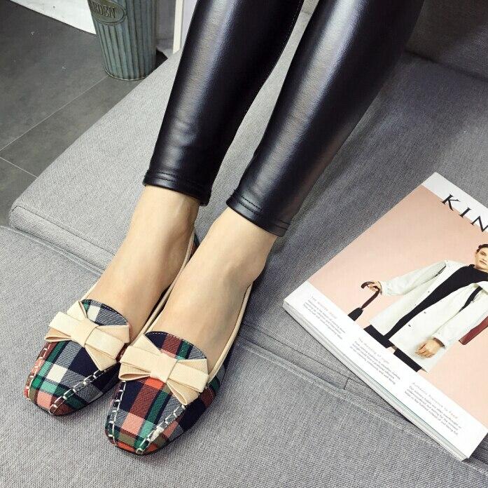 fashion  Womens shoes comfortable flat shoes  New arrival -A2299-7 Ballet Flats shoes large size shoes Women  flats<br><br>Aliexpress