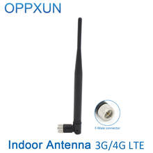 3G 4G indoor antenna 4G external antenna 10dBi 2G GSM antenna 3G antenna with F male connector for indoor use(China)