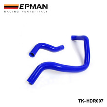 EPMAN - turbo intercooler radiator pipping silicone hose Kit 2pcs For Honda Accord F20 94-97 (2pcs) EP-HDR007