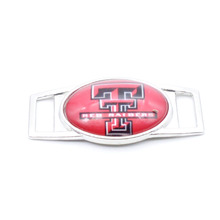 DIY Jewelry Accessories Texas Tech Red Raiders Bracelet Accessories Men Women Lover NCAA Sport Accessories Jewelry Gifts Fashion(China)