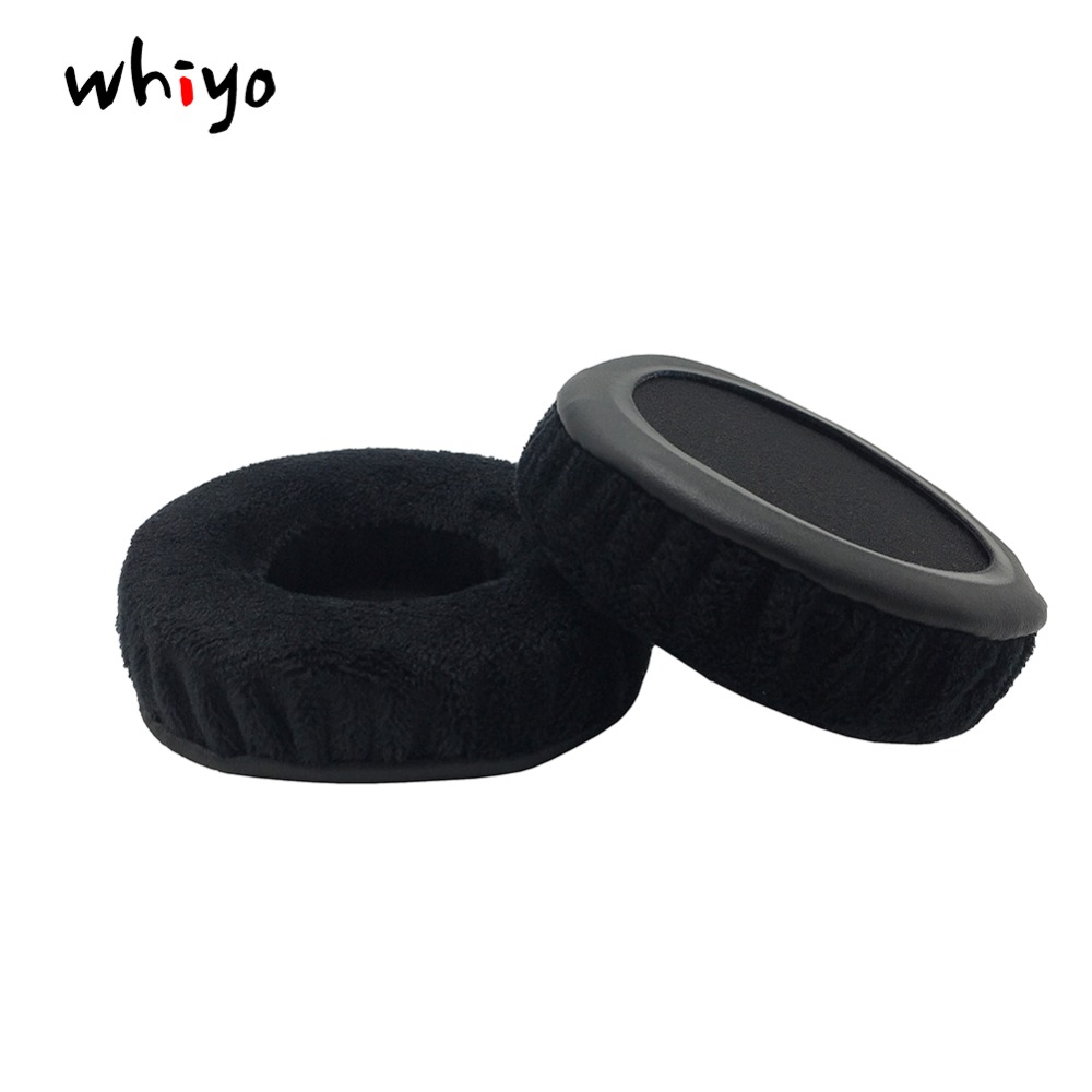 Cushion Thicker Earpad Pillow Foam Cover For CRESYN HP500 ELECOM CL430 Earphone