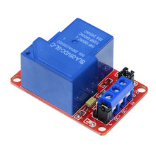5V 30A High Power 1-Channel Relay Module with Optocoupler H/L Level Triger for arduino Compatible with UNO MEGA 2560