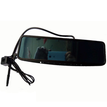 JC600 1080P 3G Android Mirror Camera Strap Version with Dual Band WCDMA & UID Code with Inward in Car HD Cam for 7*24 Monitoring