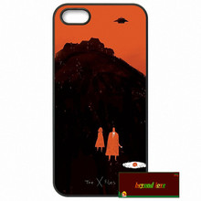 The X Files I Want to Believe Phone Cases Cover For iPhone 4 4S 5 5S 5C SE 6 6S 7 Plus 4.7 5.5 UJ0806(China)