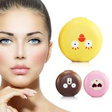 Baked Blush Makeup Cosmetic Natural Baked Blusher Powder Palette Charming Cheek Color Make Up Face Blush A5