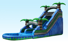 (China Guangzhou) manufacturers selling inflatable slides, Inflatable pool slide CB-29