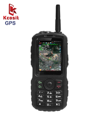 Original A16+ IP67 Rugged Waterproof Phone Android 4.4 GPS zello UHF Walkie Talkie Radio GSM Senior old man Mobile phone F22 F25