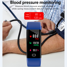 Buy IP68 Waterproof Smart Bracelet Bluetooth Heart Rate Monitor Blood Pressure Fitness Tracker Smartband Sport Watch iOS Android for $28.94 in AliExpress store