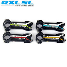 stem aluminium bicycle handlebar stem RXL SL Aluminum Package Carbon Stems Stand Road/MTB Bike Stem ultralight 3K gloss JL8833(China)