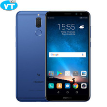 Global Rom Huawei Nova 2i 4GB 64GB Maimang 6 All Screen Mobile Phone Octa Core 5.9 inch 2160*1080 Dual Front Rear Cameras NFC(China)