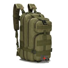 Army Green Camo 3P Tactical Backpack Double Shoulder Mountaineering 3P Assault Backpack Military Combat Army Backpack