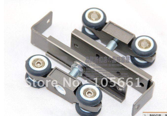 Wood door roller CY-2811Picture(a pair include two pcs)<br><br>Aliexpress