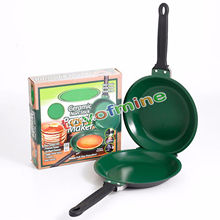 Pancake Maker Happycall Happy Call 37cm Big Size Fry Pan Non-stick Fryer Pan Double Side Grill Fry Pan