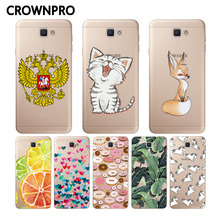 Buy CROWNPRO Clear Soft TPU Cases FOR Samsung Galaxy J5 Prime G570F Silicone Back Cover FOR Samsung J5 Prime On5 2016 Phone Cases for $1.20 in AliExpress store