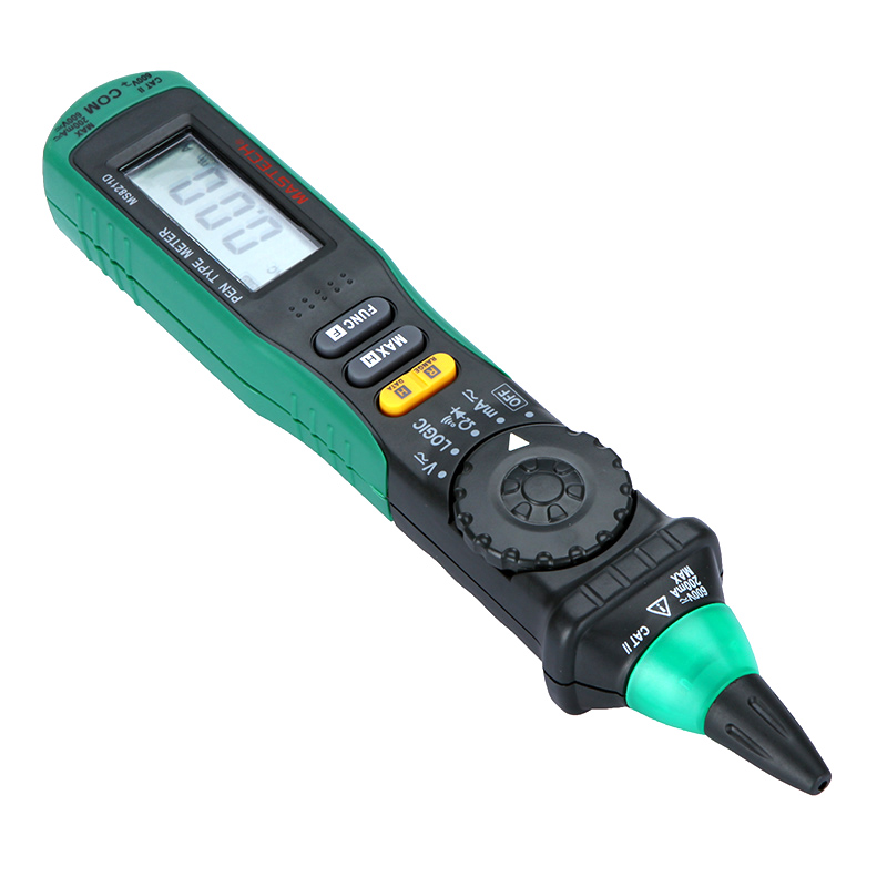 MasTech MS8211D Pen type digital multimeter Auto Range DMM Multitester Voltage Current Tester Logic Level Tester<br><br>Aliexpress