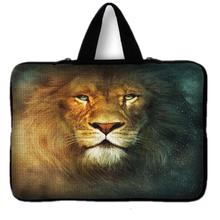 "Lion King Laptop Bag Sleeve Cover 2015 New Radio Recorder Print  Handle Notebook Case for 7.9'' 9.7"" 11.6"" 13.3"" 14.4"" 15.6"" 17"""