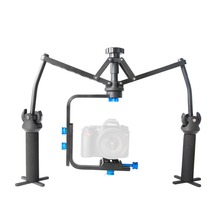 YELANGU Alu Alloy Joint Bearing Portable Handheld Mechanical Stabilizer For Canon Nikon Sony DSLR Camera Camcorder Digital Video