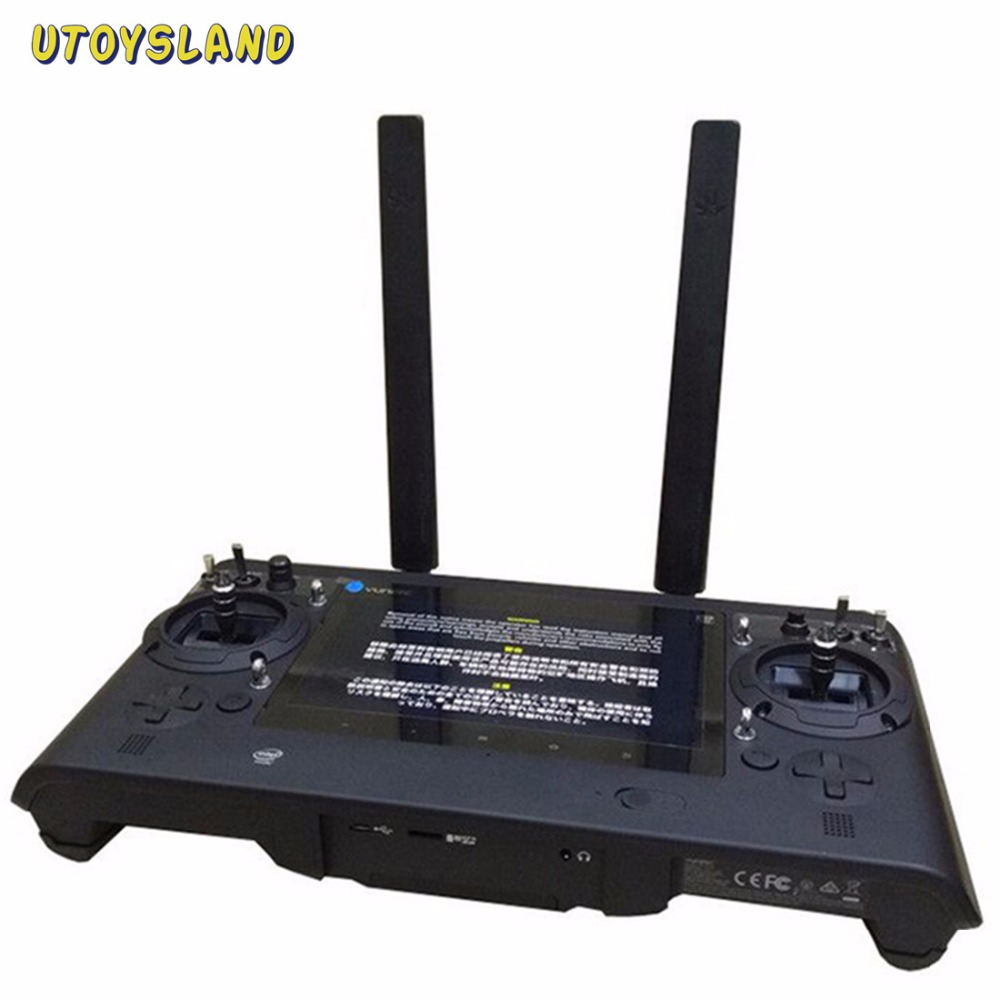 UTOYSLAND Remote Controller Modified Extended Range Refitting Antenna Omni-directional Signal Booster for YUNEEC Typhoon H480<br>