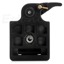 SLR DSLR Camera Lens Tripod Quick Release Clamp Plate Mount Screw Adapter - L060 New hot