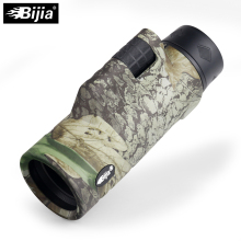 BIJIA Monocular Hunting Telescope Bird-Watching Travel High-Quality 10x42 4-Colors Multi-Coated-Bak4-Prism