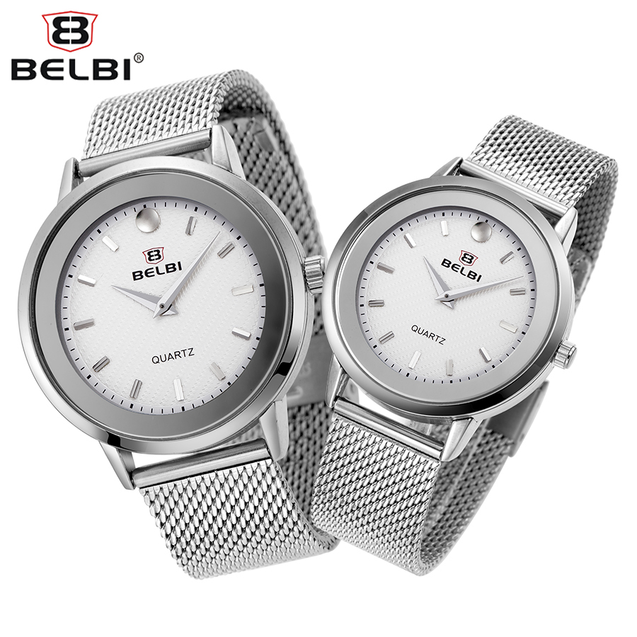 2016 New Korean Version Fashion Simple M Womens Watch Loves Waterproof Quartz Slim Watches Nail Surface Business Couple Strip<br>