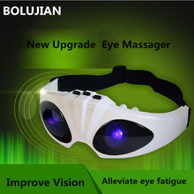 2016 Eye Care!  Electric Vibration Eye Massager Dark Circles Alleviate Eye Fatigue Myopia  for Head Massage Magnetic Treatment