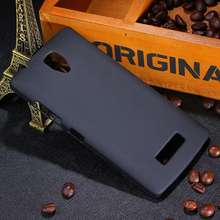 2015 New Multi Colors Luxury Rubberized Matte Plastic Hard Case Cover For Lenovo A2010 A 2010 Cell Phone Cover Cases