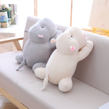 Buy 1pc 32cm Soft Kawaii Hippo Plush Toys Dolls Kids Children Staffed Cotton Animal Pillow Cute Birthday Gift Girls for $7.03 in AliExpress store