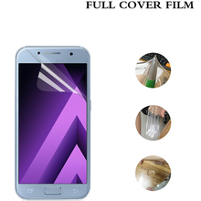 1Pcs/2 Pcs Full Coverage Explosion Proof Screen Protector For Samsung Galaxy A5 A7(2016)/A3 A5 A7(2017) TPU Film Protection Film