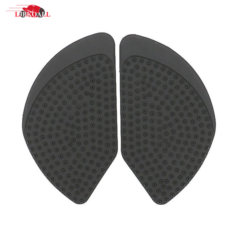 Motorcycle Rubber Traction Pad Gas Tank Grip Knee ...