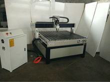 High quality woodworking machine 1212 cnc router with dust collector(China)