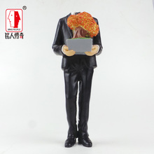 Creative gifts customized personalized custom private custom portrait doll real custom clay dolls fixed resin body