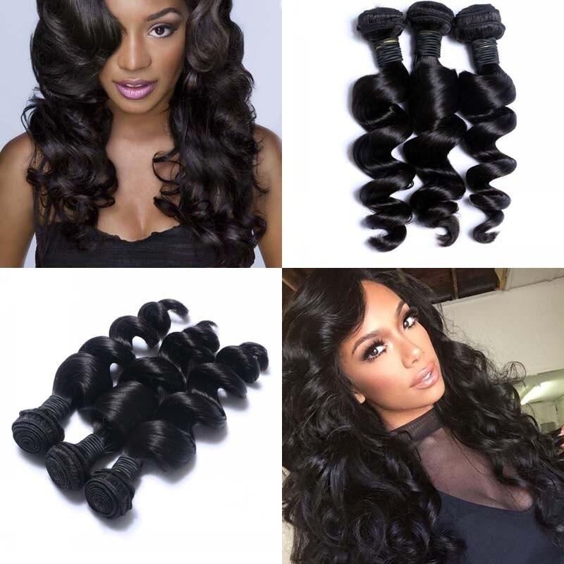 Brazilian Deep Virgin Hair 4 Bundles Brazilian Deep Wave 7A Unprocessed 100% Human Hair Virgin Brazilian Hair Weave Bundles<br><br>Aliexpress