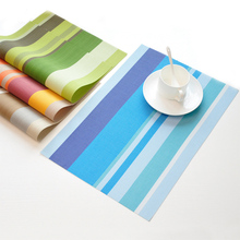 High Quality Eco-Friendly PVC Material Waterproof Heat Insulation Mats Table Pads Cup Mat Useful Kitchen Tool