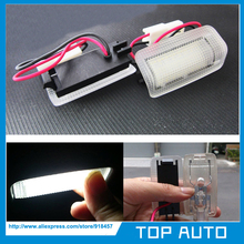 2Pcs 24SMD LED Courtesy Door Light for TOYOTA (Wish/Prius), Lexus (IS250/RX350/LS430)