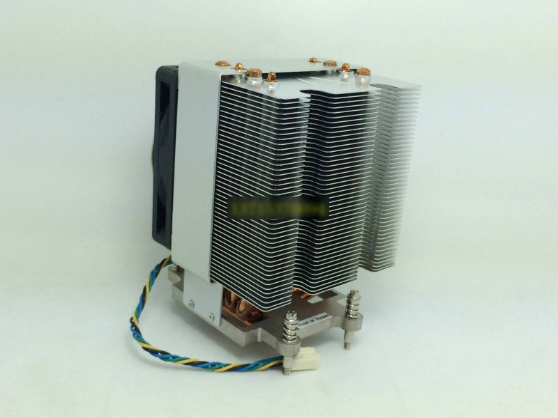 New Original for Lenovo Xeon server cooling fan 771 CPU tower radiator heat pipe radiator 4 FONSONING<br>
