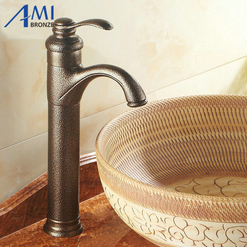 13 Roman Bronze Brass Faucets Bathroom Faucet Sink Basin Mixer Tap 9026T<br><br>Aliexpress
