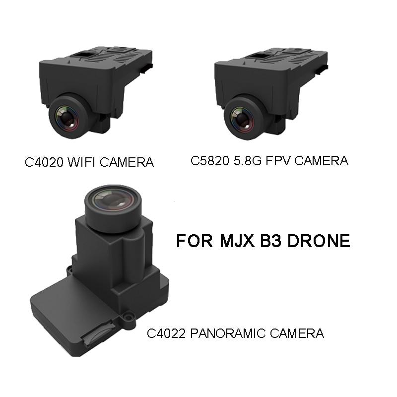 MJX C4020 WiFi Camera C4022 360 degree WiFi Panoramic camera C5820 5.8G FPV camera for Bugs 3 B3 drone<br>