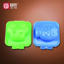 2 sets of mooncake mould / mold / die / sushi rice and vegetable roll cake baked goods