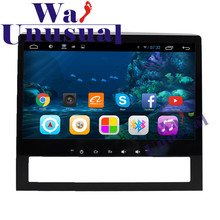 10.1''Quad Core Android 6.0 Car Multimedia Player For Toyota LAND CRUISER 200 2016- With GPS RDS BT 16G Nand Flash WIFI 1024*600