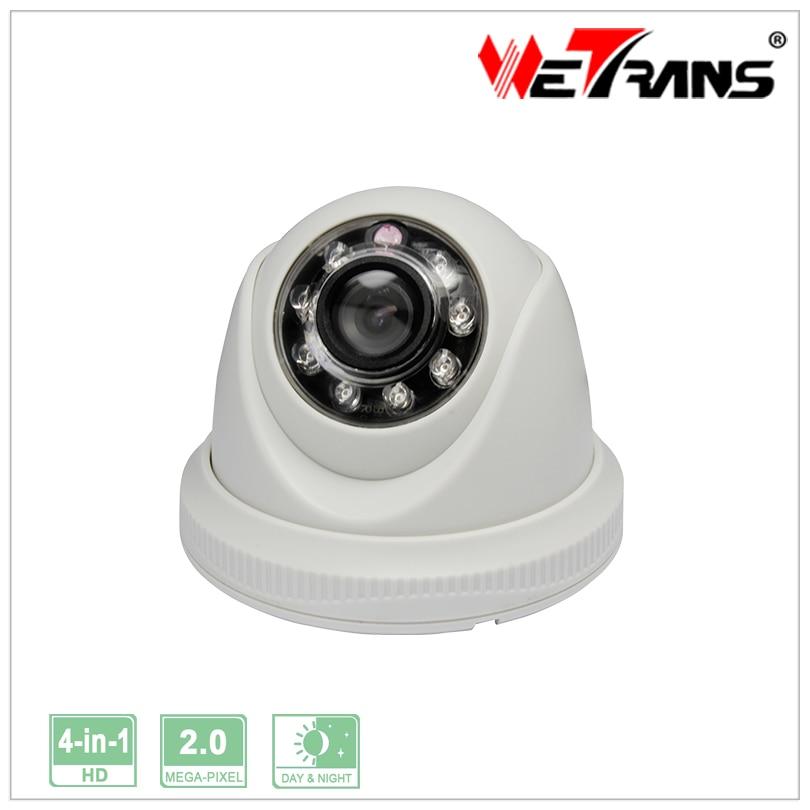 Plastic 3.6mm lens Dome Camera1080P Outdoor Camera 2.0MP 4 in 1 Support AHD/CVI/TVI/CVBS<br><br>Aliexpress