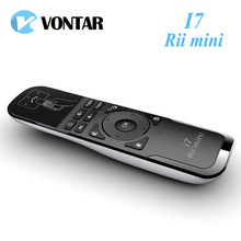 [Genuine]Original Rii Mini i7 2.4G Wireless mini Gaming Fly Air Mouse Remote Control for Android TV Box X360 PS3 Smart PC