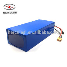 36V 1000W Electric Bike Battery 10S10P 18650 Li Ion 36V 20AH Rectangle/ Triangle Lithium Battery Pack for E-Bike Scooter Motor(China)